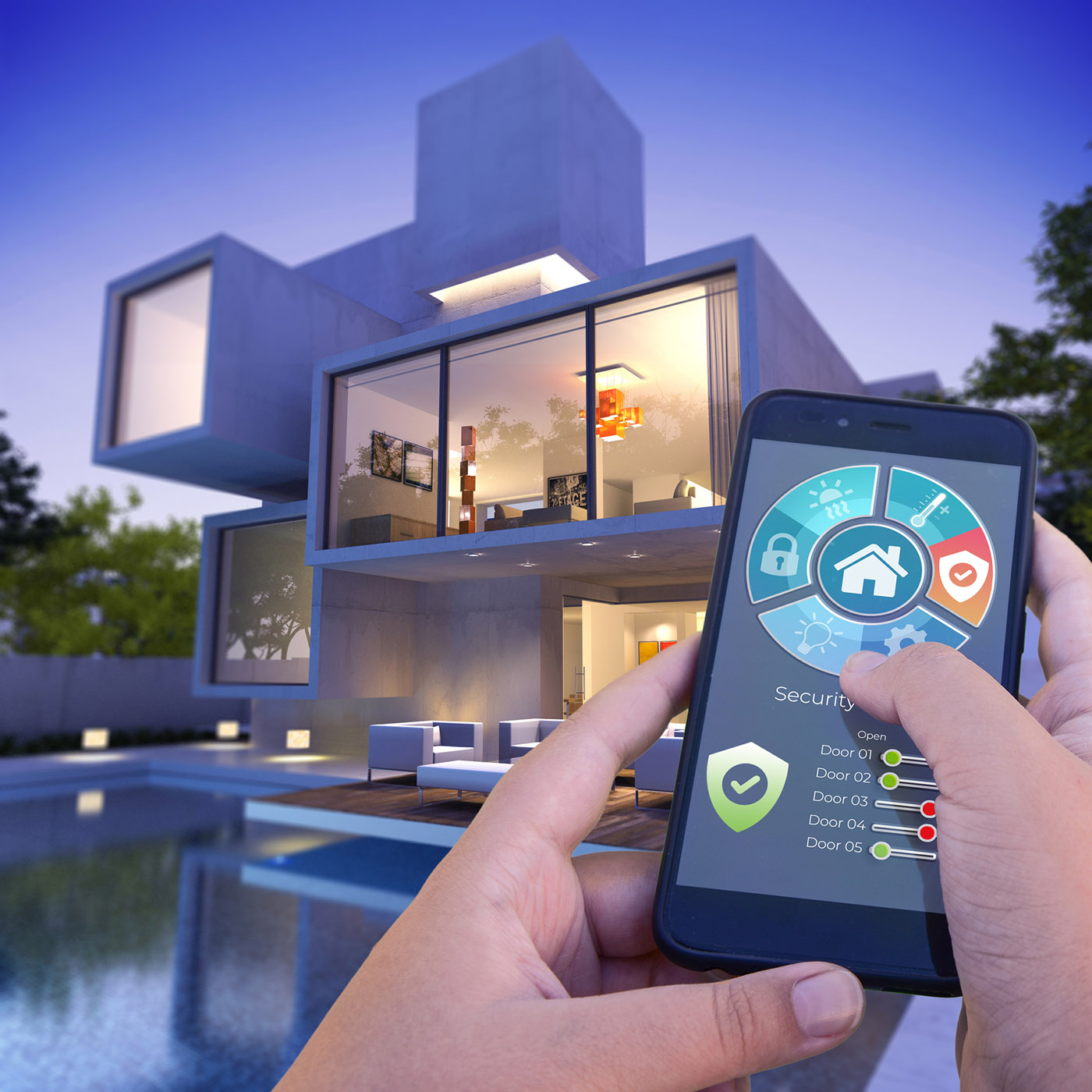 Smart Solutions for your Home